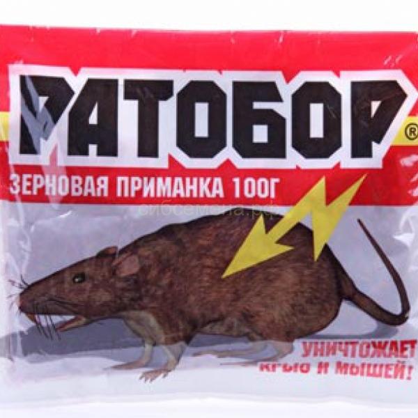приманки против мышей